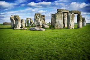 Stonehenge-Green CC NC by Mactographer